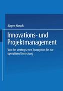 Innovations- und Projektmanagement