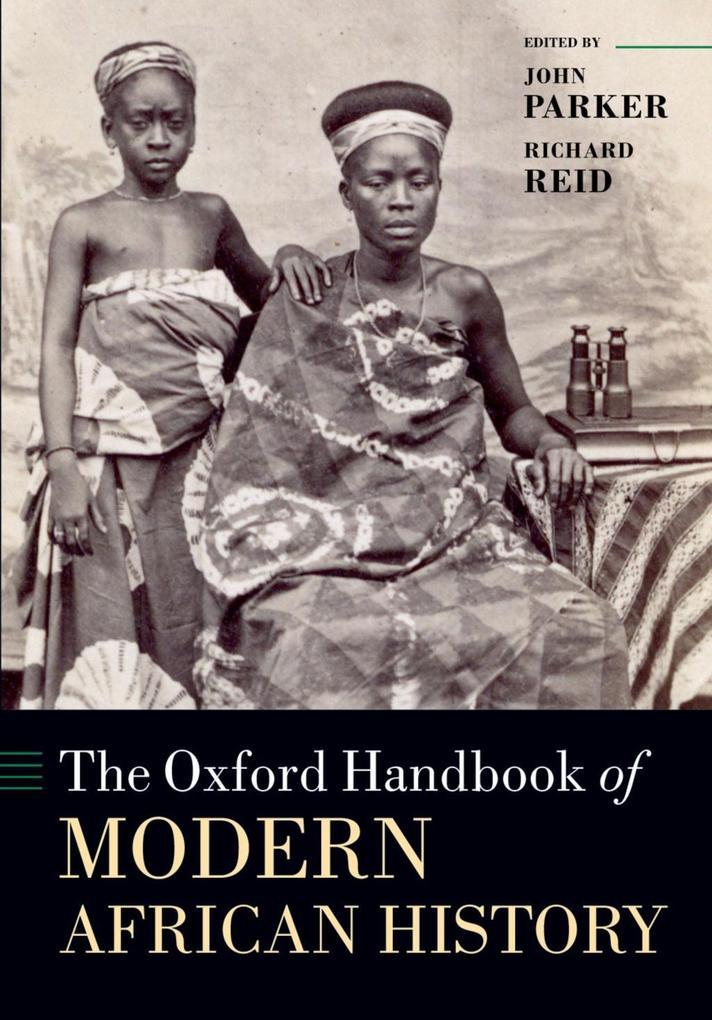 The Oxford Handbook of Modern African History.pdf