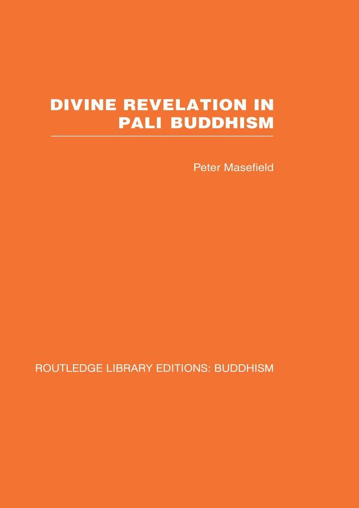 Divine Revelation in Pali Buddhism.pdf