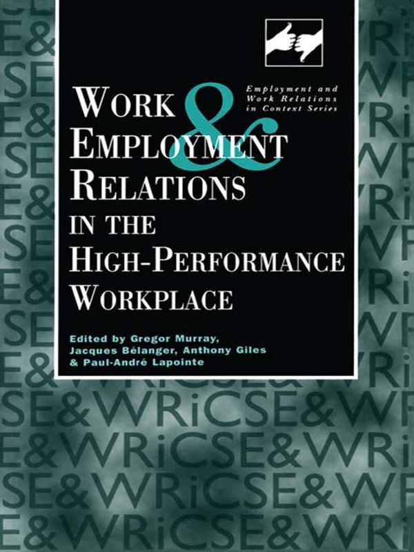 Work and Employment in the High Performance Workplace.pdf