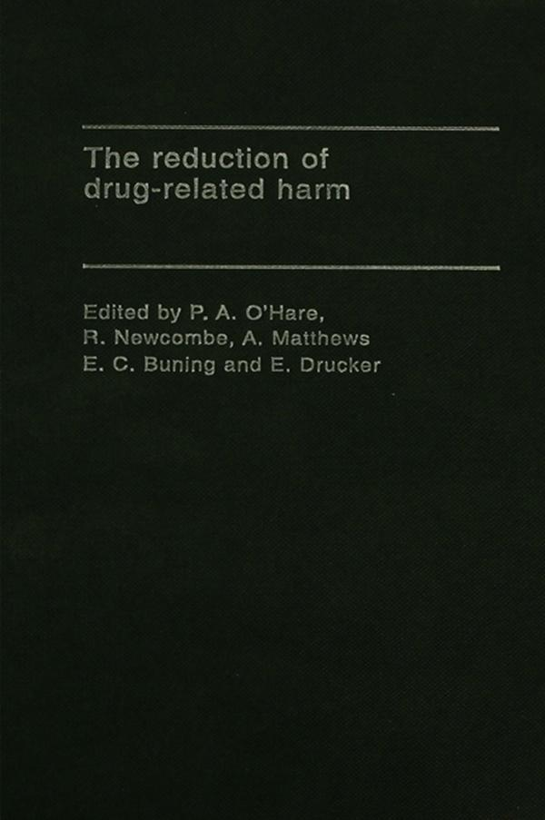 The Reduction of Drug-Related Harm.pdf