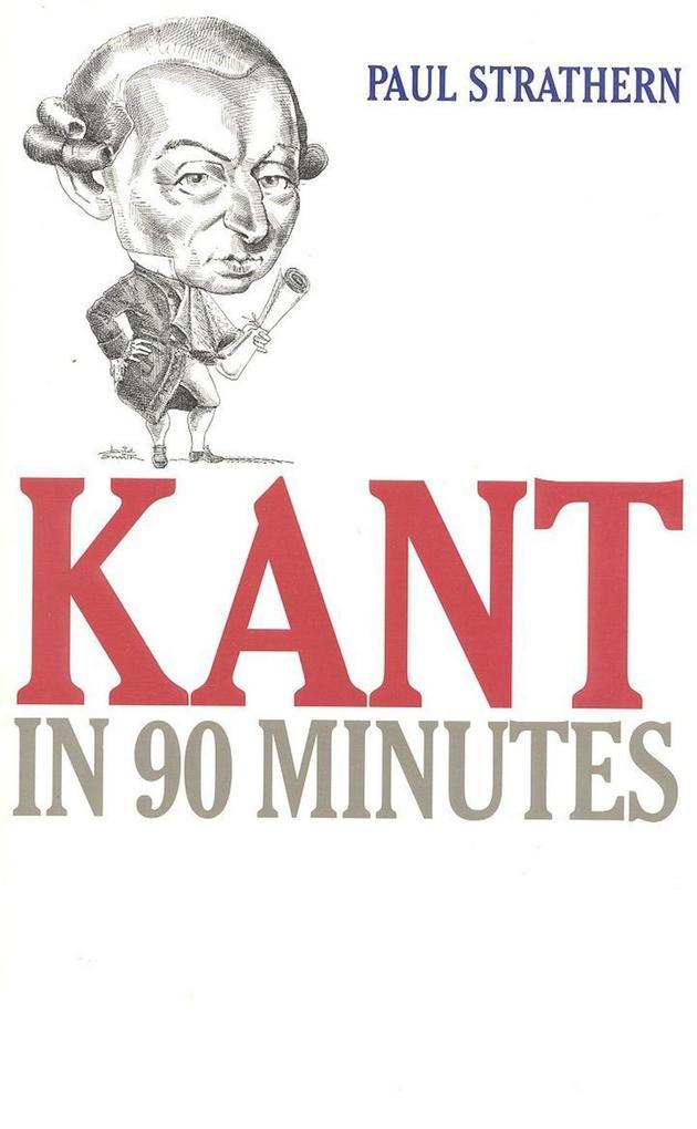Kant in 90 Minutes als eBook epub