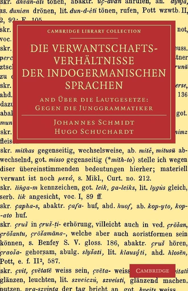 Die Verwantschaftsverhaltnisse Der Indogermanischen Sprachen.pdf