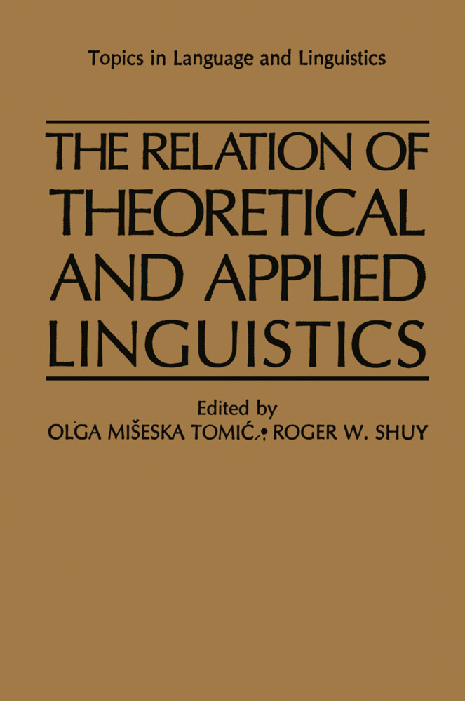 The Relation of Theoretical and Applied Linguistics.pdf