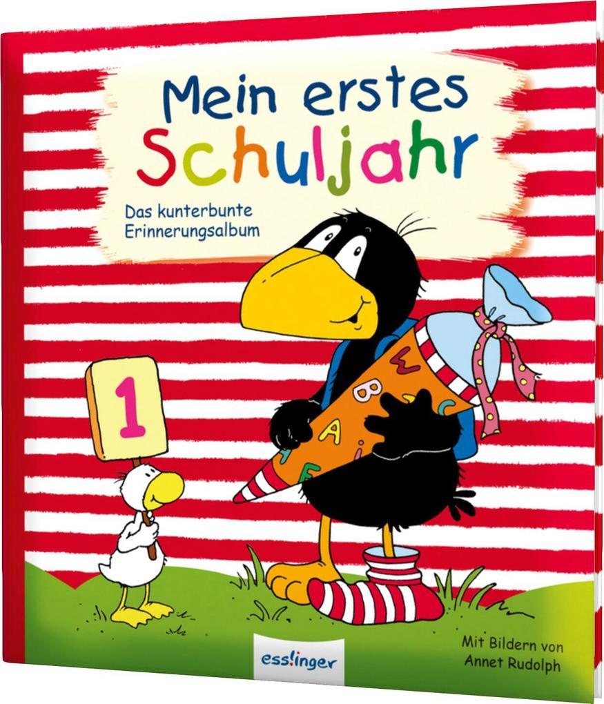 Der kleine Rabe Socke: Mein erstes Schuljahr.pdf