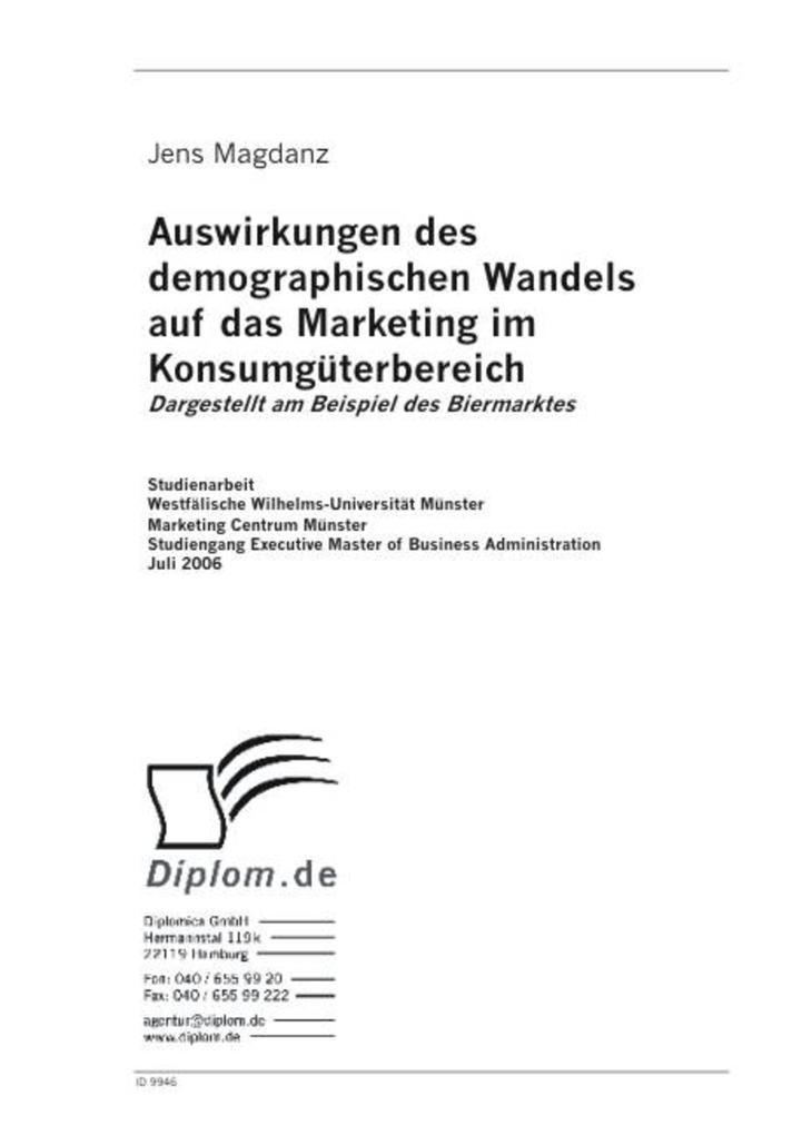 Auswirkungen des demographischen Wandels auf das Marketing im Konsumgüterbereich.pdf