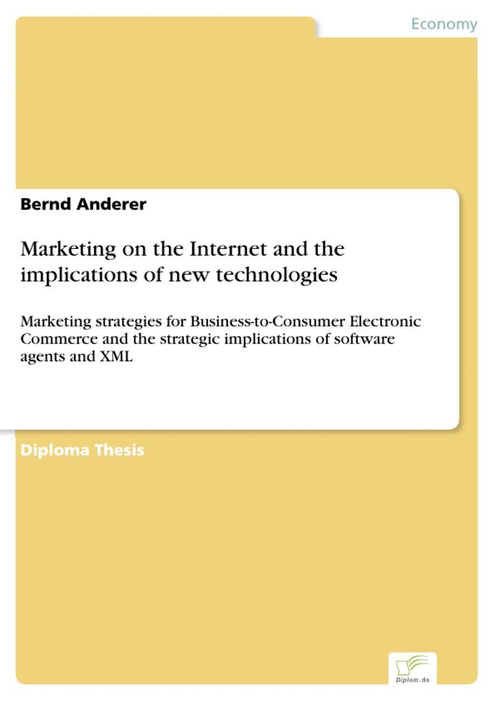 Marketing on the Internet and the implications of new technologies.pdf