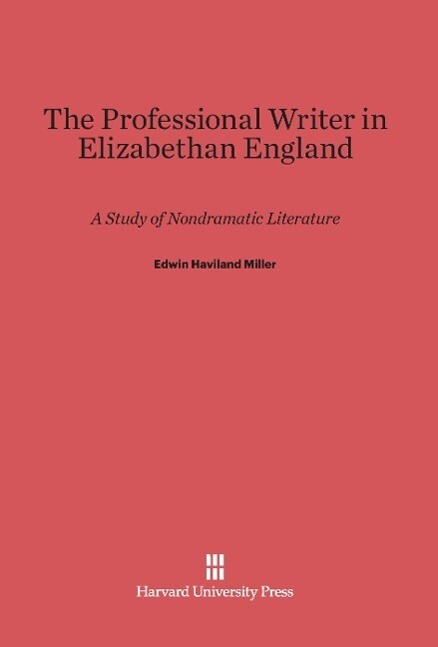 The Professional Writer in Elizabethan England.pdf