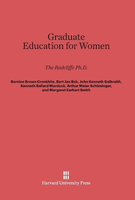 Graduate Education for Women.pdf