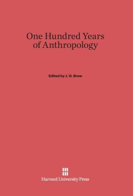 One Hundred Years of Anthropology.pdf