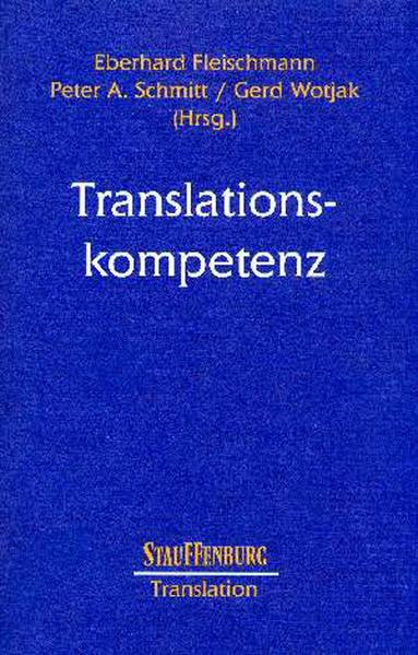 Translationskompetenz als Buch (kartoniert)