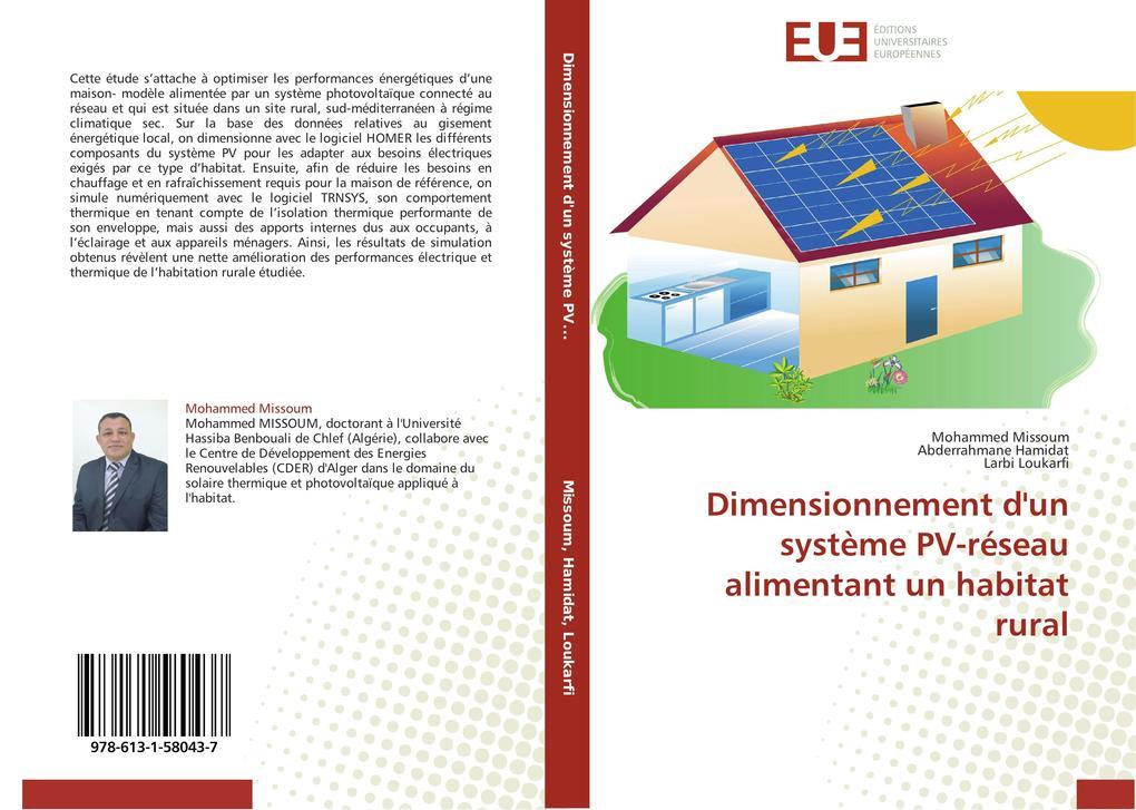 Dimensionnement dun système PV-réseau alimentant un habitat rural.pdf