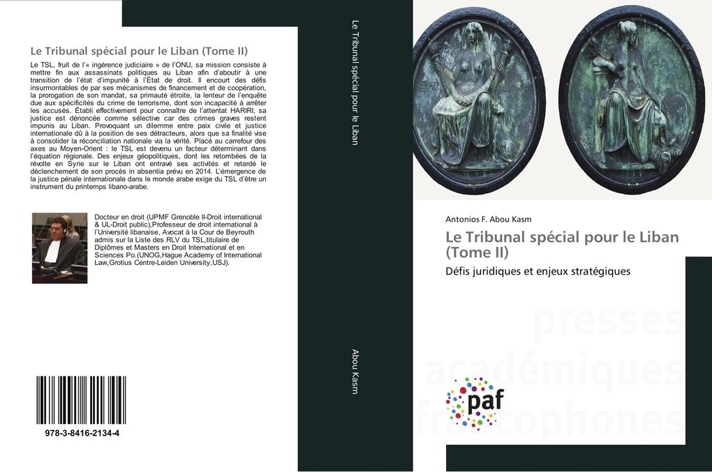 Le Tribunal spécial pour le Liban (Tome II).pdf