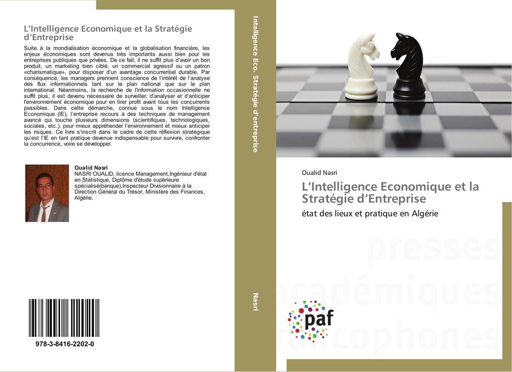 LIntelligence Economique et la Stratégie dEntreprise.pdf