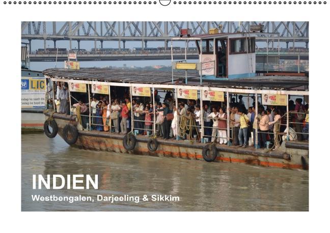 INDIEN (Westbengalen, Darjeeling & Sikkim) (Wandkalender immerwährend DIN A2 quer).pdf