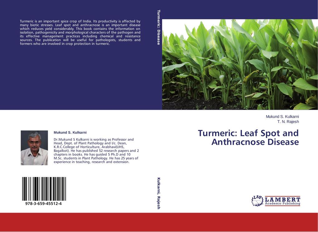 Turmeric: Leaf Spot and Anthracnose Disease.pdf