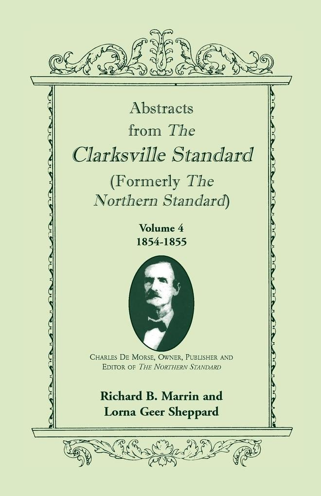 Abstracts from the Clarksville Standard (Formerly the Northern Standard).pdf
