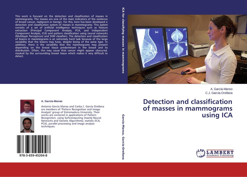 Detection and classification of masses in mammograms using ICA.pdf