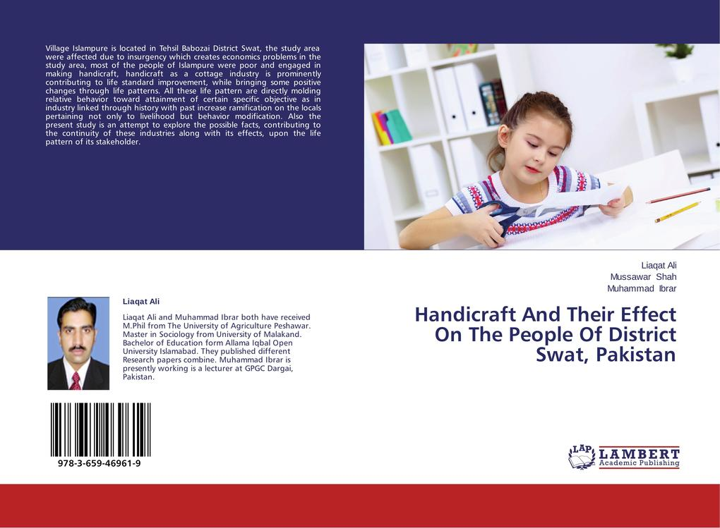 Handicraft And Their Effect On The People Of District Swat, Pakistan.pdf