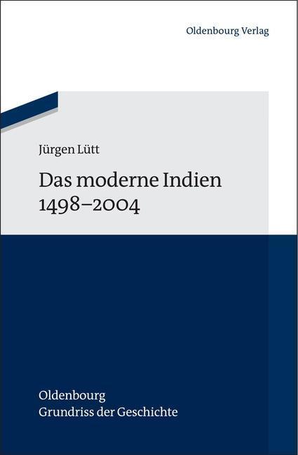 Das moderne Indien 1498 bis 2004 als eBook pdf
