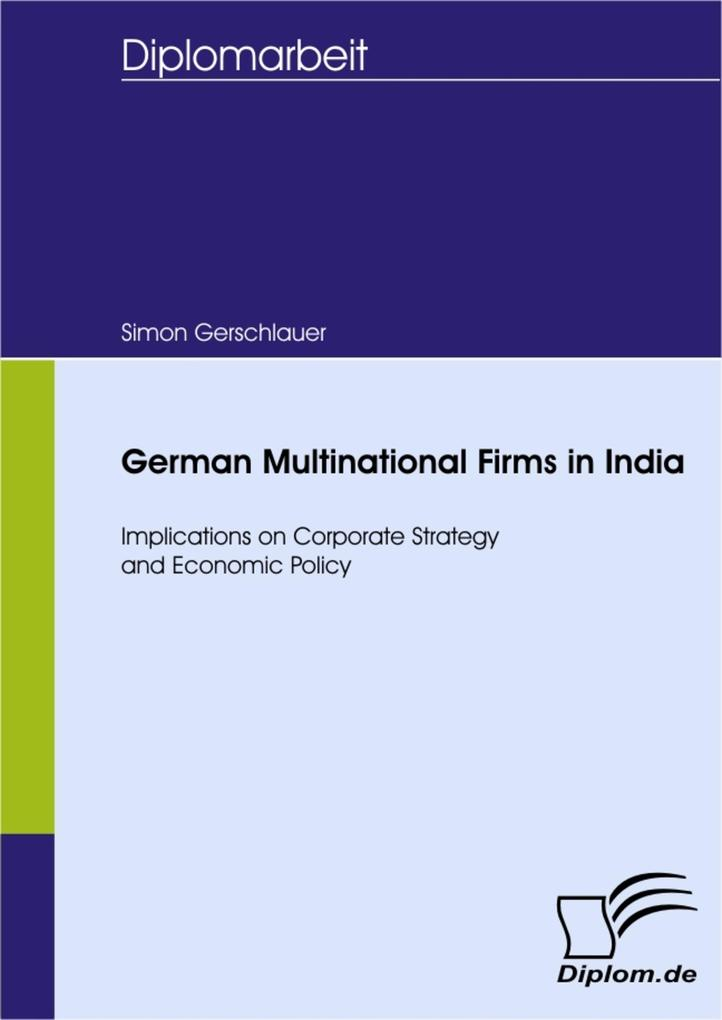 German Multinational Firms in India.pdf