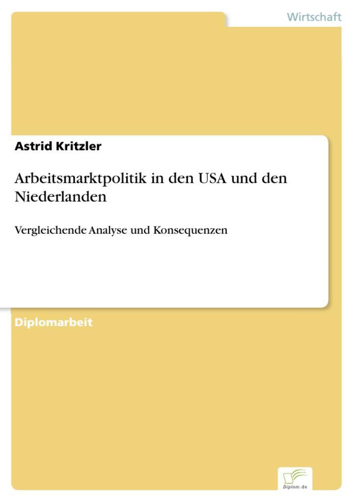 Arbeitsmarktpolitik in den USA und den Niederlanden.pdf