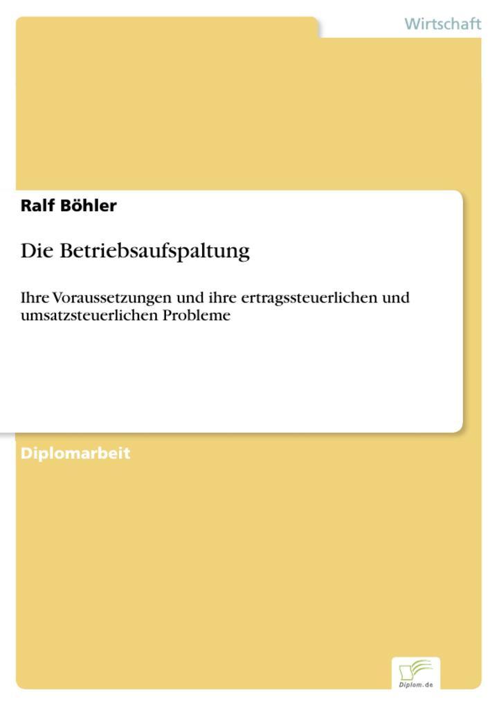 Die Betriebsaufspaltung.pdf