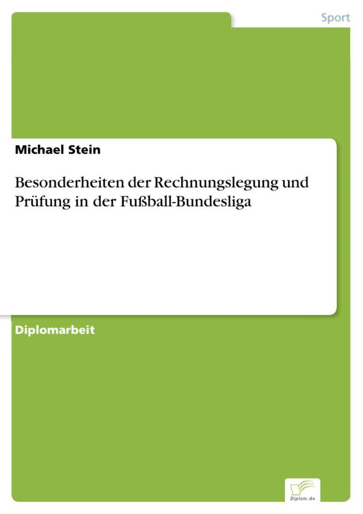 Besonderheiten der Rechnungslegung und Prüfung in der Fußball-Bundesliga.pdf