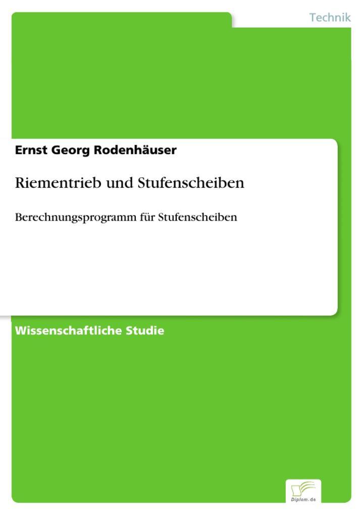 Riementrieb und Stufenscheiben.pdf