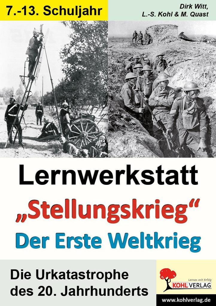 Lernwerkstatt Stellungskrieg - Der Erste Weltkrieg.pdf
