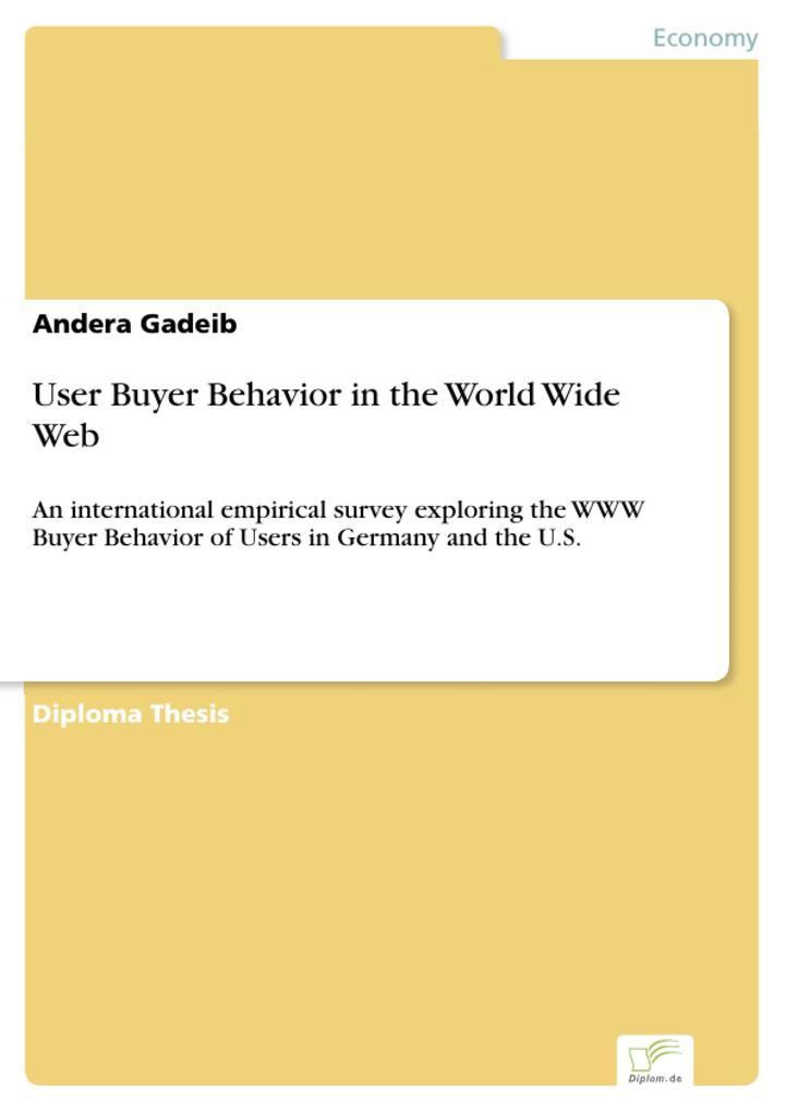 User Buyer Behavior in the World Wide Web.pdf