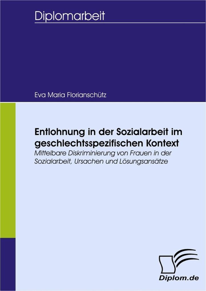Entlohnung in der Sozialarbeit im geschlechtsspezifischen Kontext.pdf