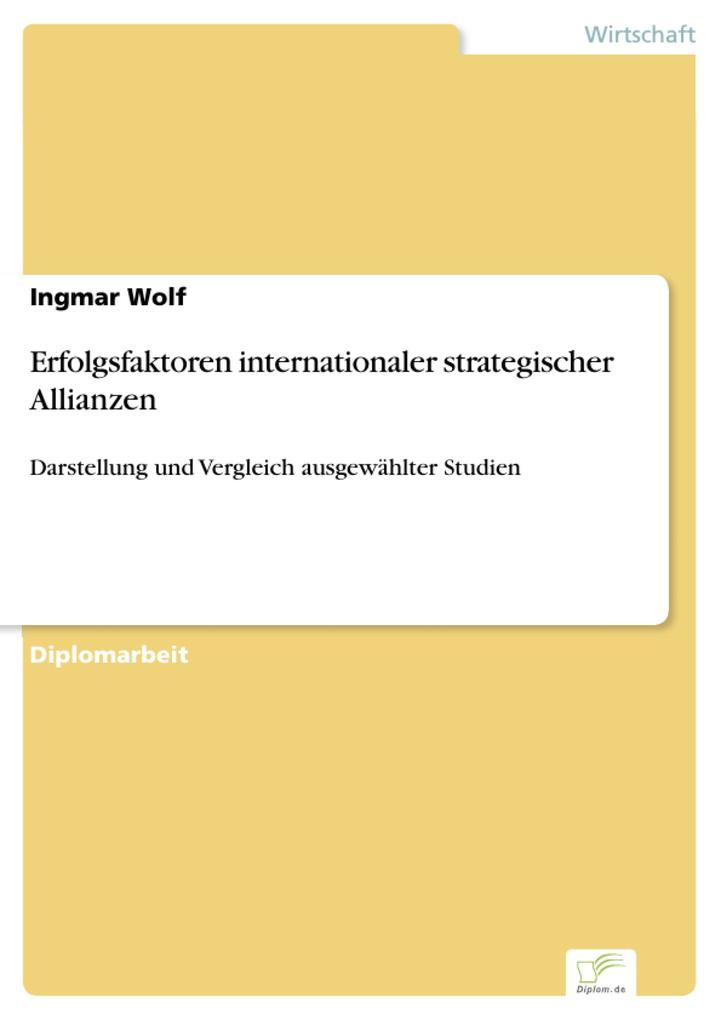 Erfolgsfaktoren internationaler strategischer Allianzen.pdf