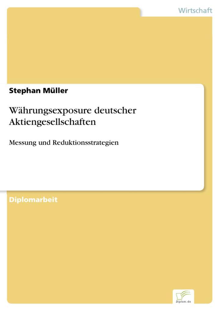 Währungsexposure deutscher Aktiengesellschaften.pdf