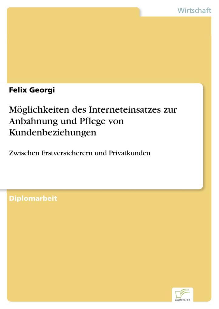 Möglichkeiten des Interneteinsatzes zur Anbahnung und Pflege von Kundenbeziehungen.pdf