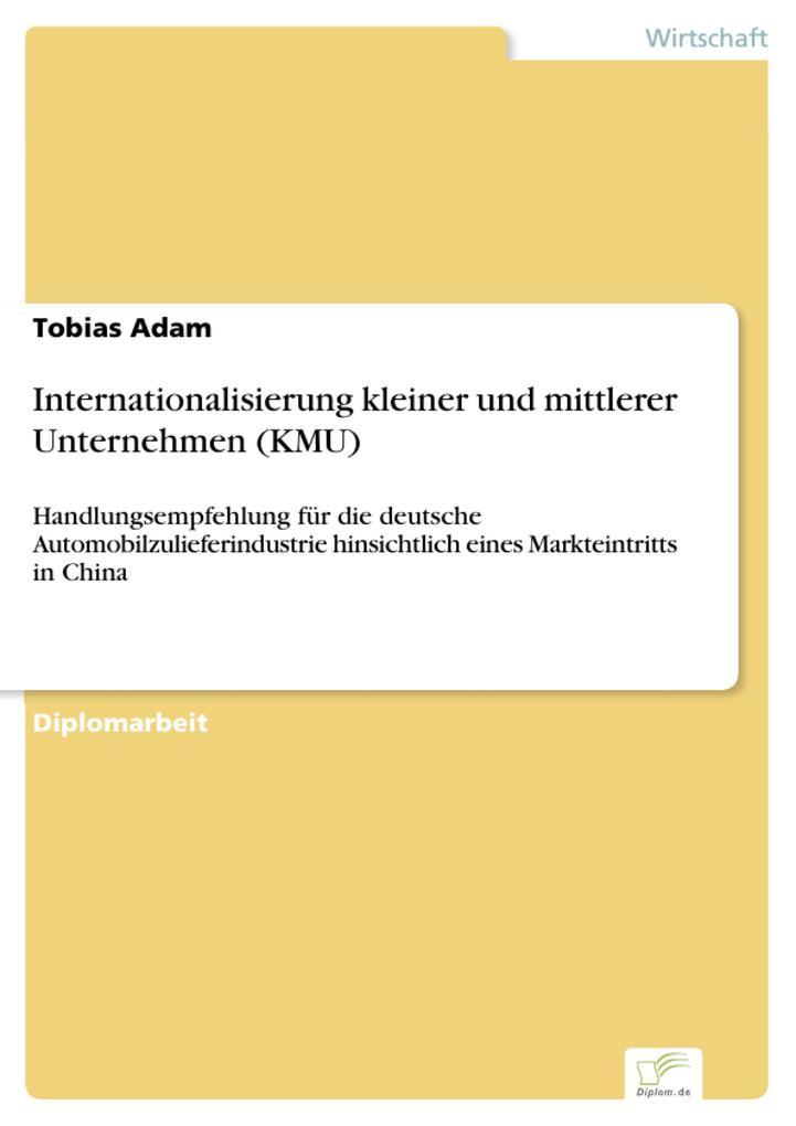 Internationalisierung kleiner und mittlerer Unternehmen (KMU).pdf