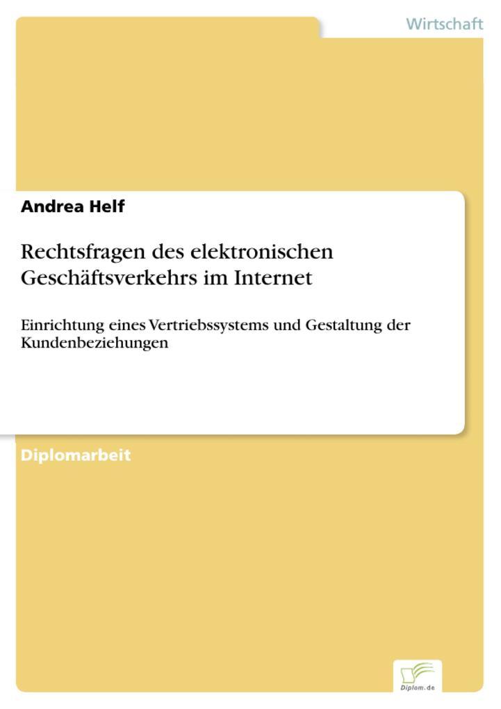 Rechtsfragen des elektronischen Geschäftsverkehrs im Internet.pdf