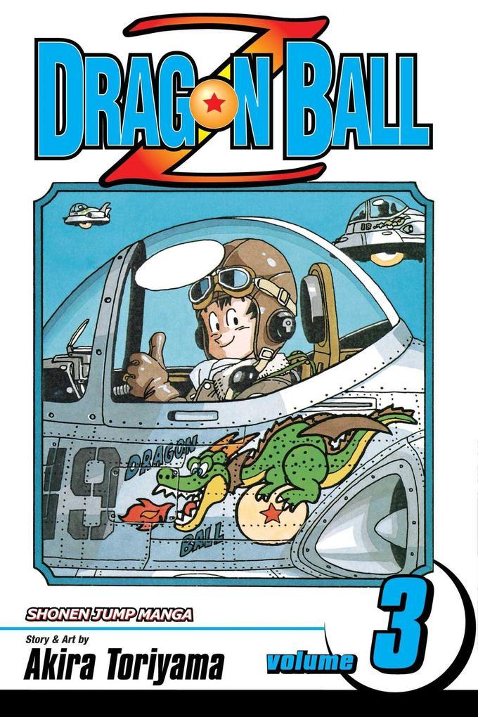 Dragon Ball Z, Vol. 3 als Taschenbuch
