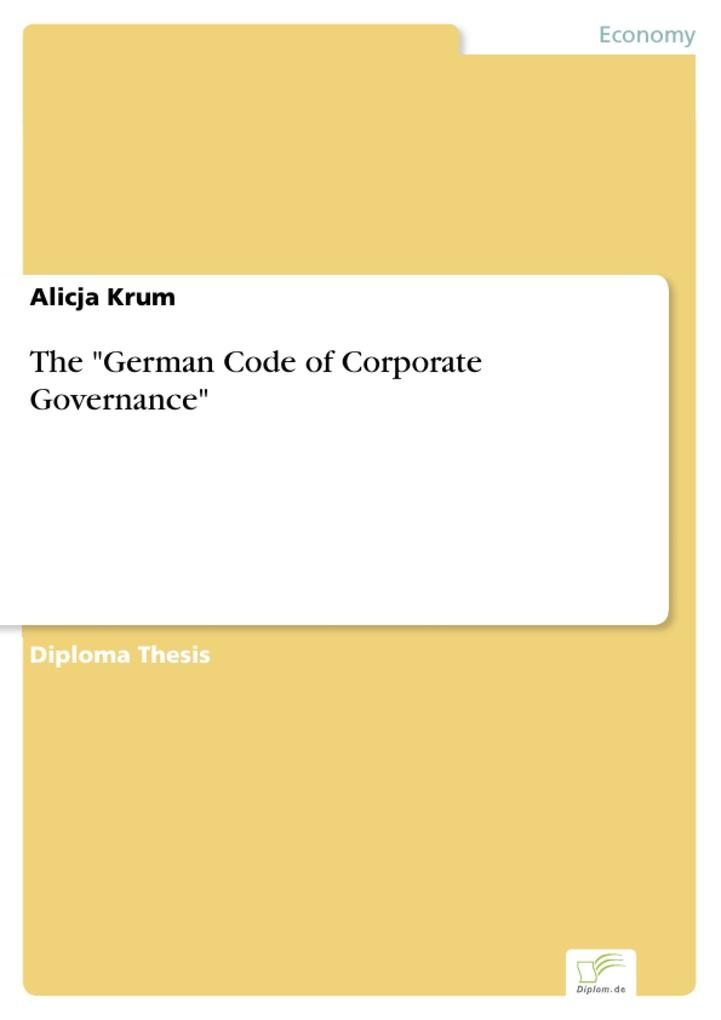 The German Code of Corporate Governance.pdf