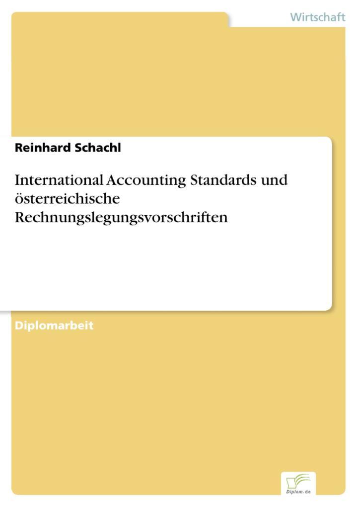 International Accounting Standards und österreichische Rechnungslegungsvorschriften.pdf