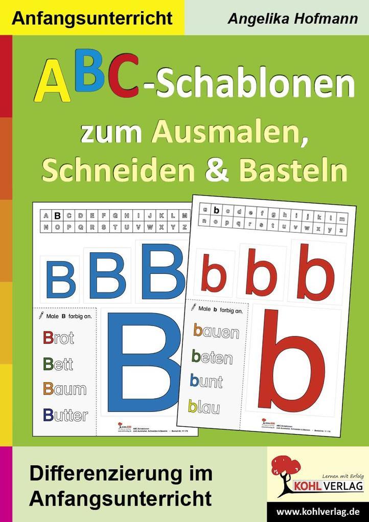 ABC-Schablonen zum Ausmalen, Schneiden und Basteln.pdf