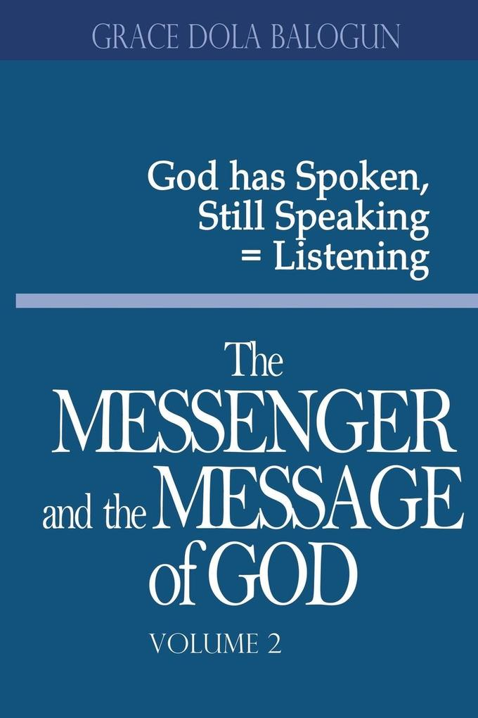 The Messenger and the Message of God Volume 2.pdf