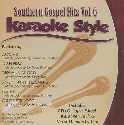 Southern Gospel Hits, Volume 6: Karaoke Style.pdf