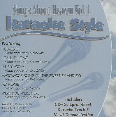 Songs about Heaven, Volume 1: Karaoke Style [With Lyric Sheet].pdf