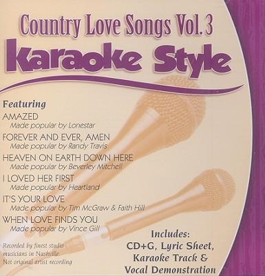 Country Love Songs, Volume 3.pdf