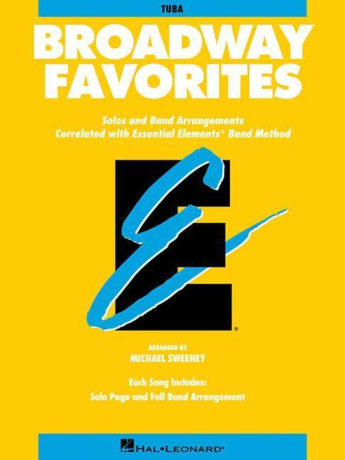 Essential Elements Broadway Favorites: Tuba (B.C.).pdf
