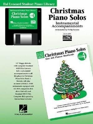 Christmas Piano Solos - Level 4 - GM Disk: Hal Leonard Student Piano Library.pdf