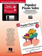 Popular Piano Solos - Level 5 - GM Disk: Hal Leonard Student Piano Library