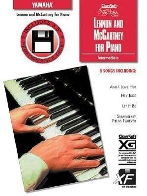 Lennon and McCartney for Piano: Intermediate Level.pdf