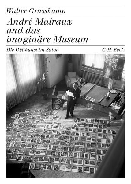 André Malraux und das imaginäre Museum als Buch (gebunden)